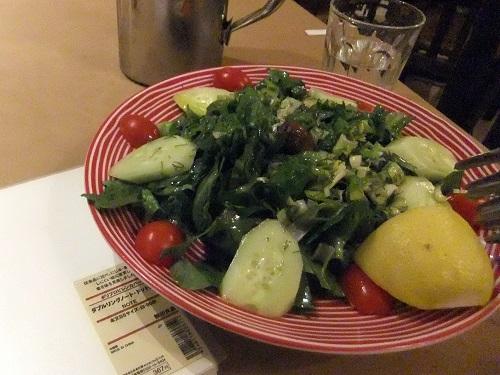 アテネ_「フィレマ」で夕食 (2)