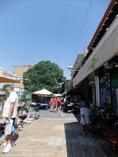アテネ_蚤の市 (2)