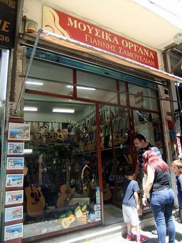 アテネ_モナスティラキ商店街 (2)
