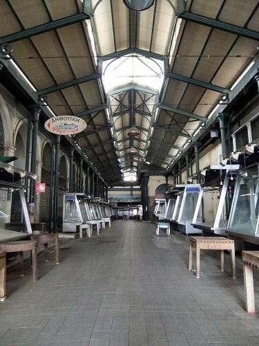 アテネ_中央市場
