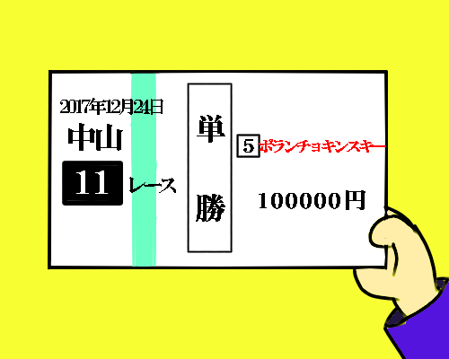 ポランチョキンスキー10万円