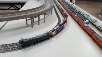 EF81の5重連