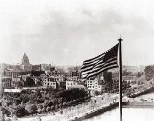 第129記事2占領下の星条旗