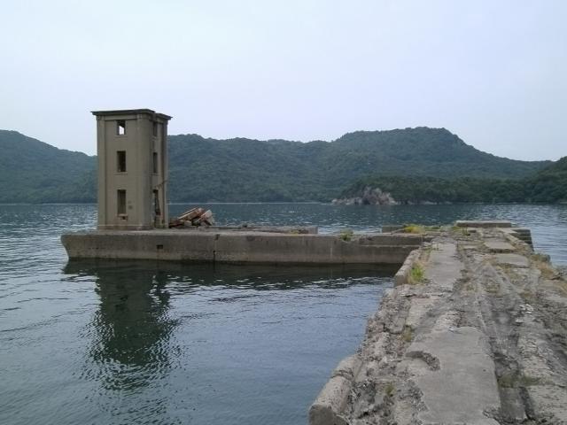 佐世保海軍工廠 川棚魚雷遠距離発射場 射場 (11)