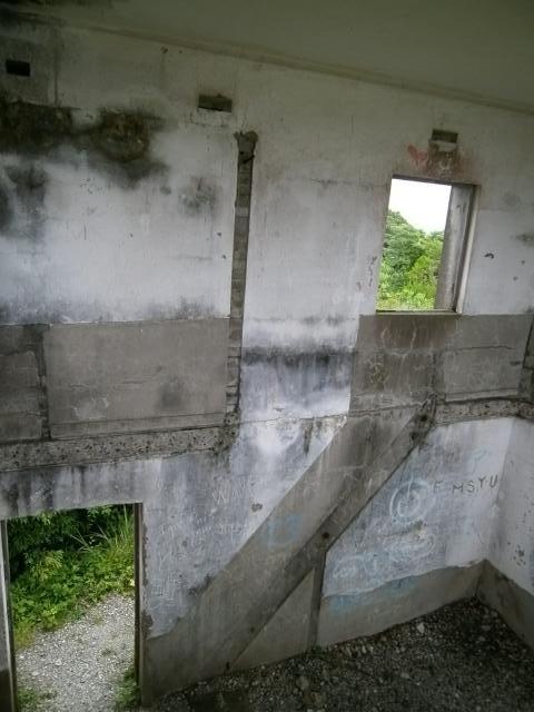 佐世保海軍工廠 川棚魚雷遠距離発射場 観測所 (8)