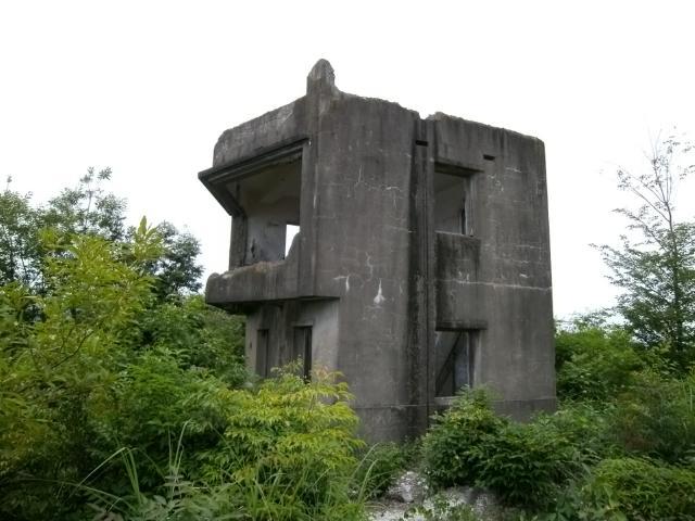 佐世保海軍工廠 川棚魚雷遠距離発射場 観測所 (12)