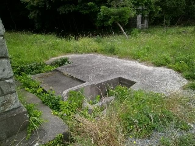 佐世保海軍工廠 川棚魚雷遠距離発射場 空気圧縮喞筒室 (3)
