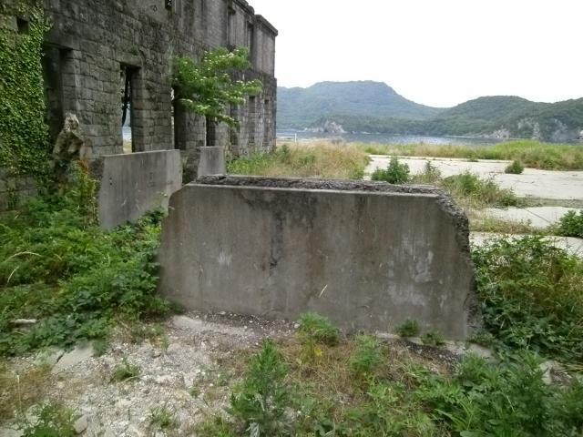 佐世保海軍工廠 川棚魚雷遠距離発射場 空気圧縮喞筒室 (18)