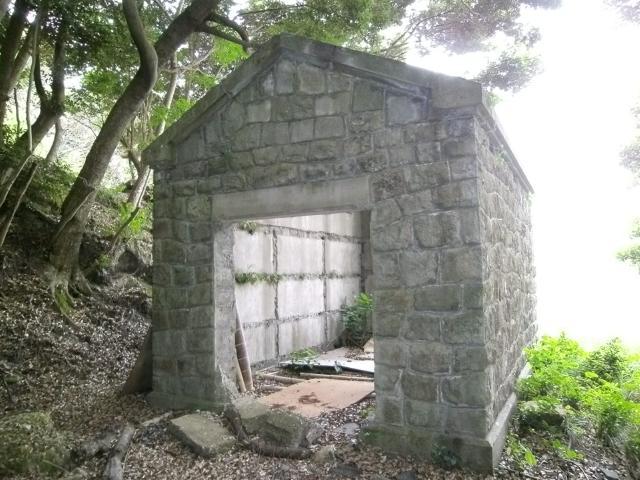 佐世保海軍工廠 川棚魚雷遠距離発射場 油脂庫その他 (8)