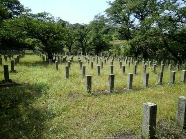 大分陸軍墓地 (8)