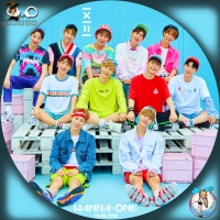 Wanna One 1x1=1(TO BE ONE)汎用