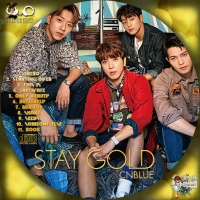 CNBLUE STAY GOLD☆