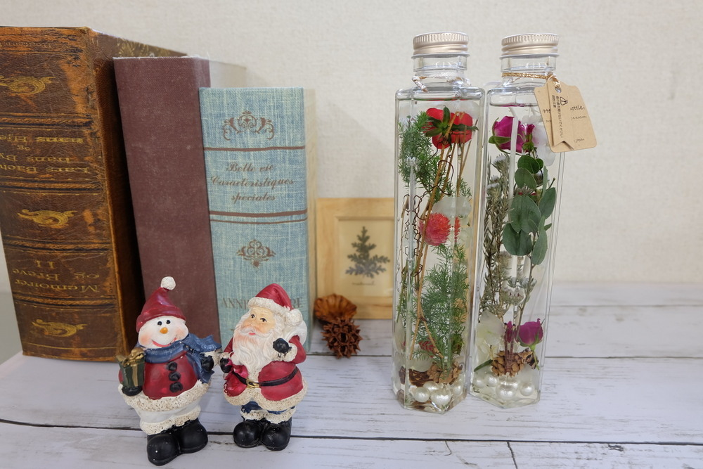 クリスマス Healing Bottle 01 飾る