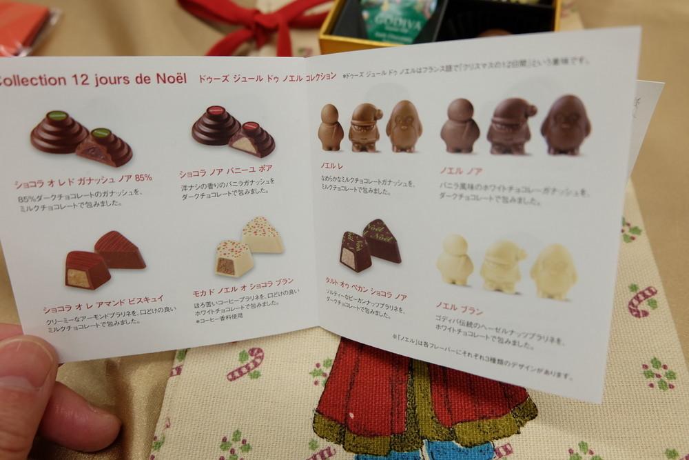 ゴディバチョコレート 03