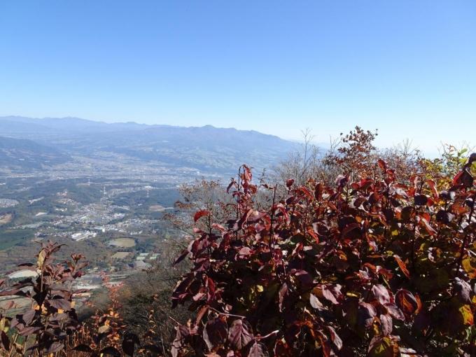 水沢山から赤城山