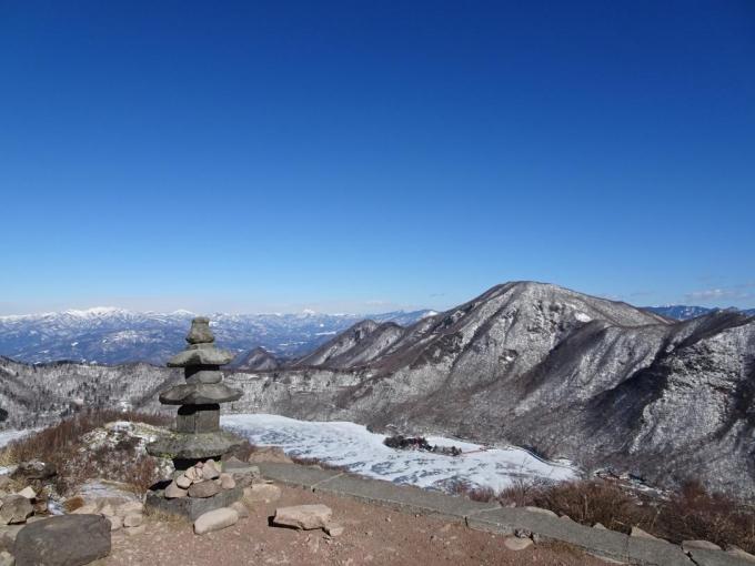 黒檜山、白くありません