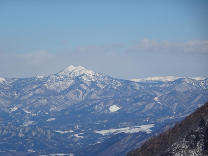 燧ヶ岳,会津駒ヶ岳