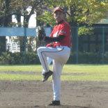 2安打完投の鬼道衆・中野投手