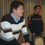 佐藤と村松