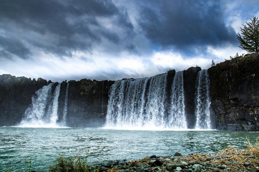 原尻の滝 (1)