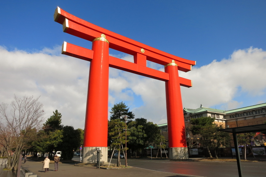 平安神宮 (1)
