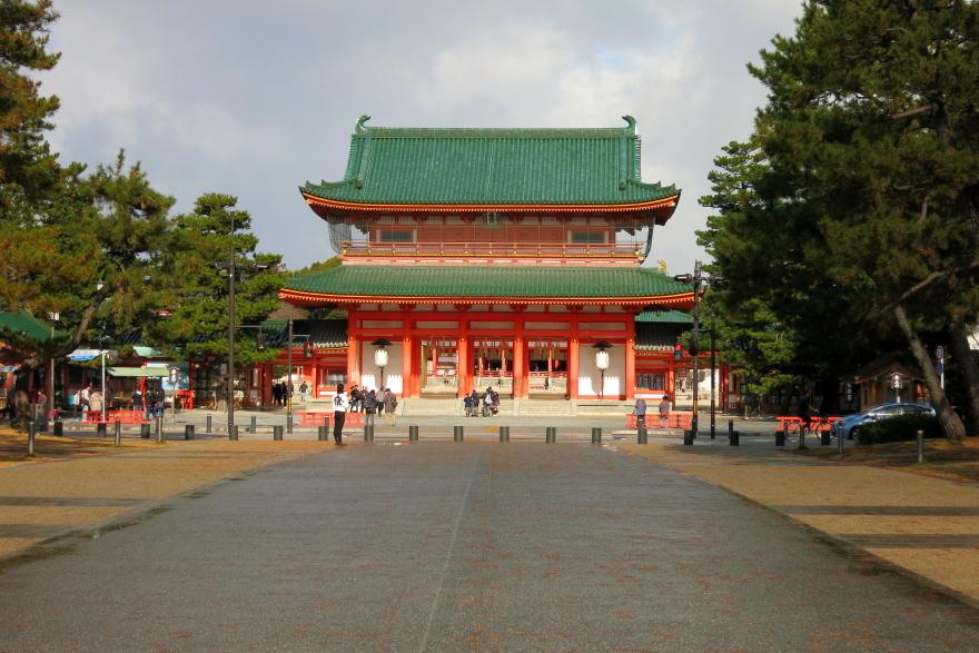 平安神宮 (2)