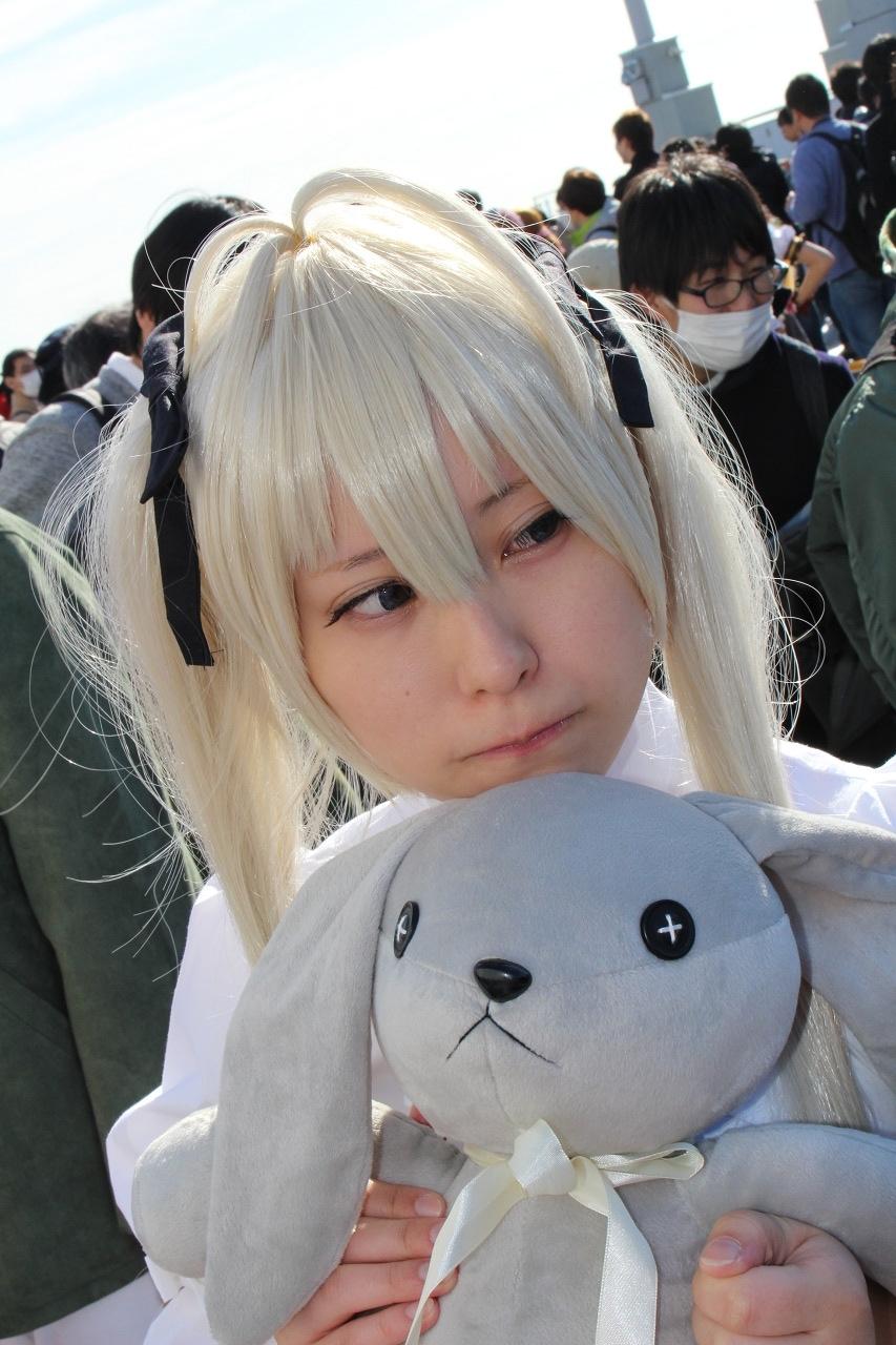 ヨスガノソラ 春日野穹 コミケ C93 コスプレ (3)s
