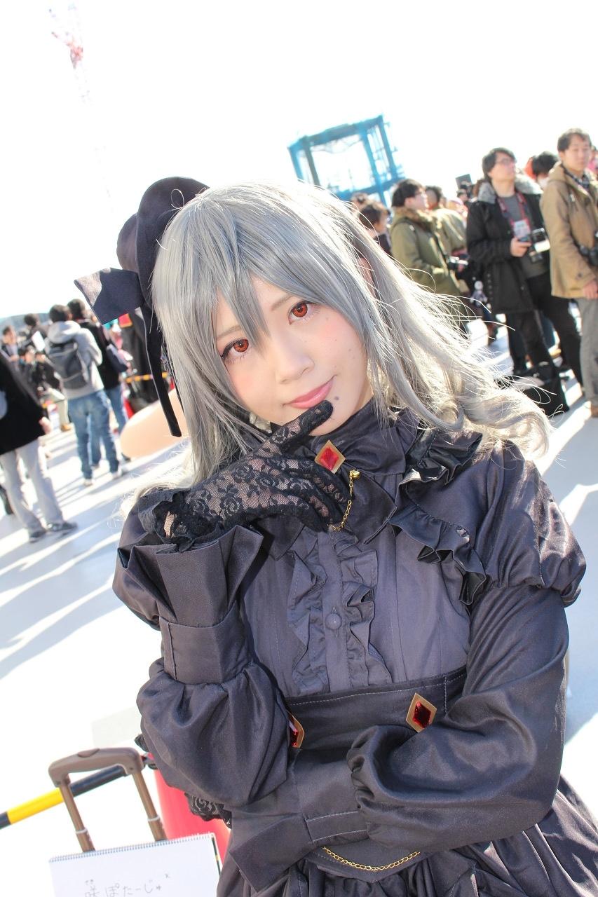アイドルマスターシンデレラガールズ 神崎蘭子 コミケ C93 コスプレ (3)s
