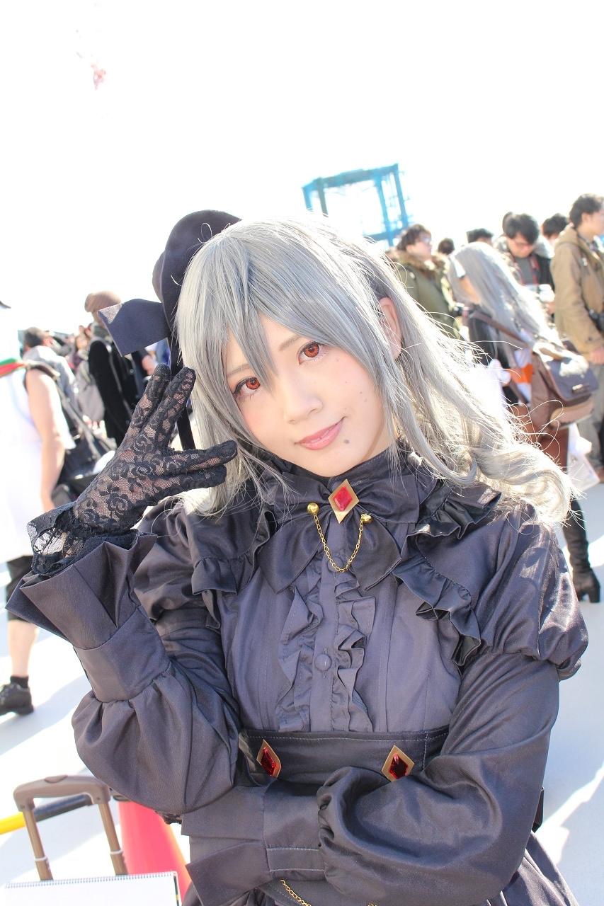 アイドルマスターシンデレラガールズ 神崎蘭子 コミケ C93 コスプレ (4)s