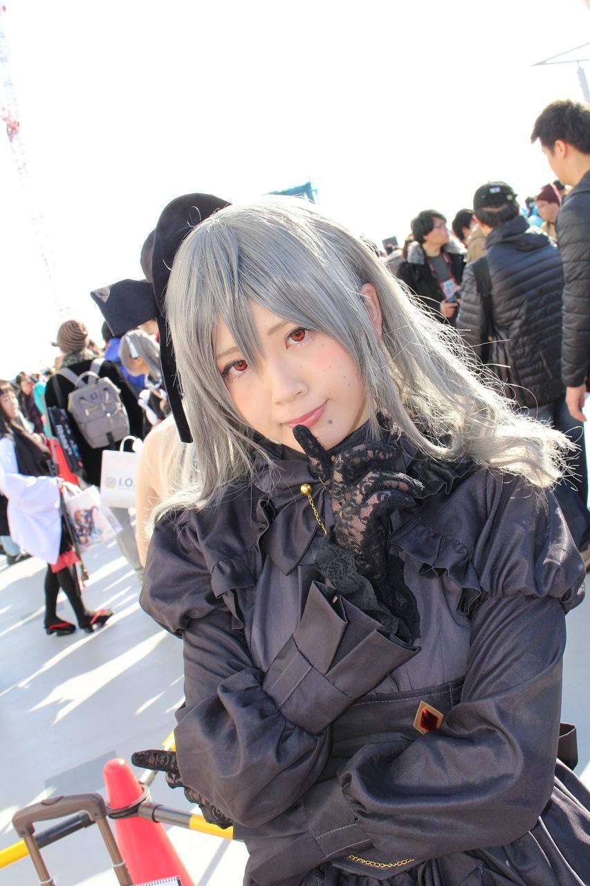 アイドルマスターシンデレラガールズ 神崎蘭子 コミケ C93 コスプレ (5)s