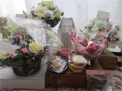 きらさんとお花4