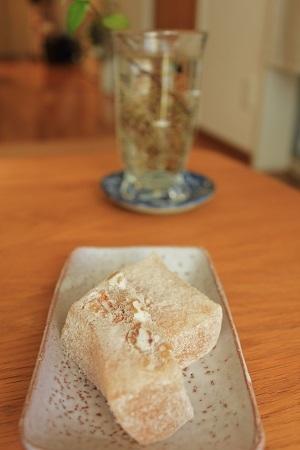 クルミ柚餅子