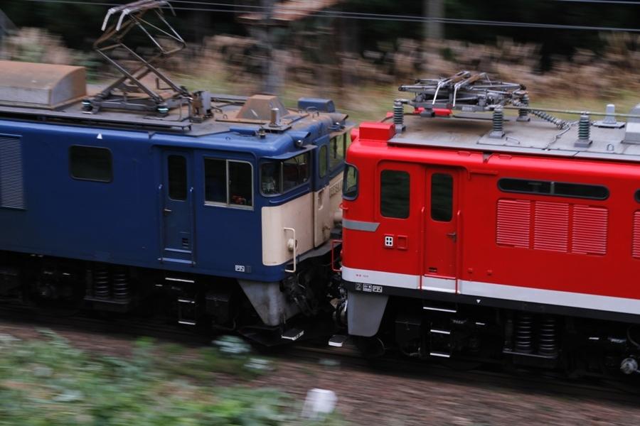 EF64 1051+EF81 95
