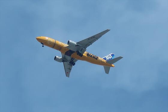 航空機の写真03
