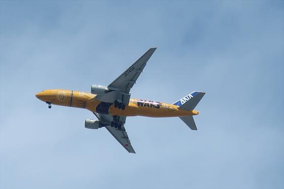 航空機の写真04