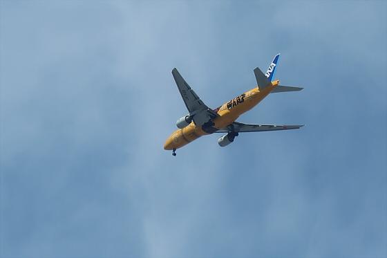 航空機の写真05