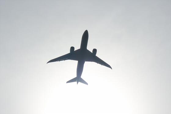 航空機の写真11