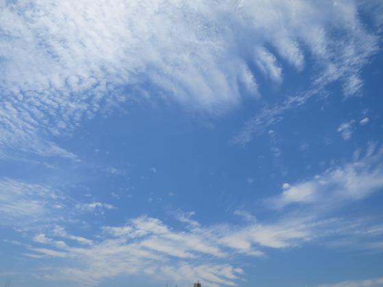 困った時は空と雲の写真05