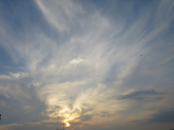 困った時は空と雲の写真13