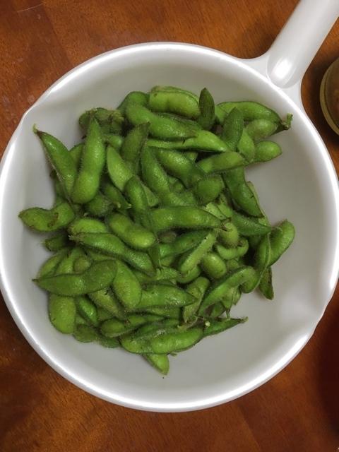 大豆の枝豆