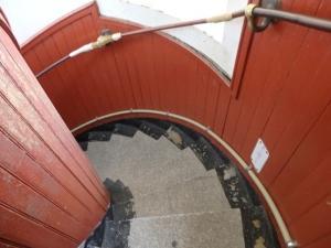 角島燈台階段
