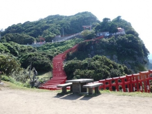 元の隅稲成神社全景1