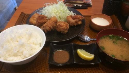 からよし定食(梅)