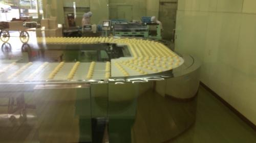 お菓子の城 那須ハートランド工場