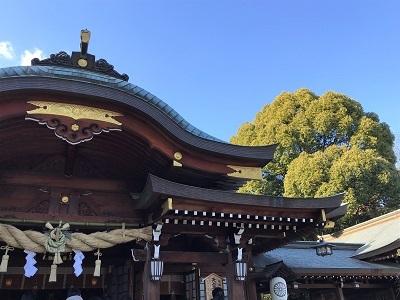 2018初詣速谷神社