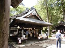 長野県側の神社