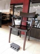 でかい椅子