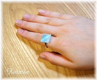 アクアピラミッドの指輪4