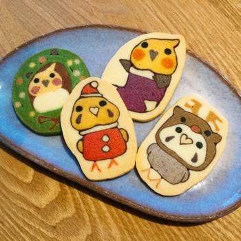 オンネアさんクッキー