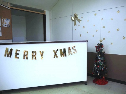 売店クリスマス